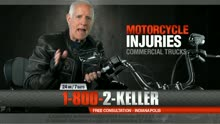 Motorcycle Accident Commercial