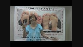 Absolute Footcare Health Fair