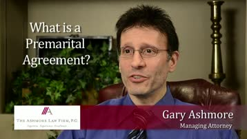 What is a Premarital Agreement?