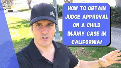 How To Obtain a Court Order of a California Child Settlement