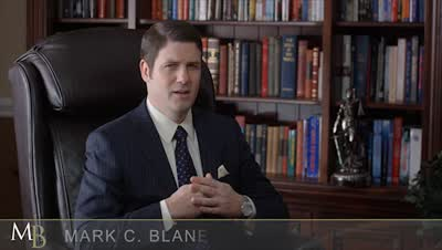 Welcome to San Diego Personal Injury Attorney Mark C. Blane's Website