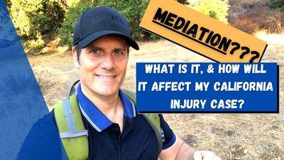 What To Know About Mediation in Your California Injury Case