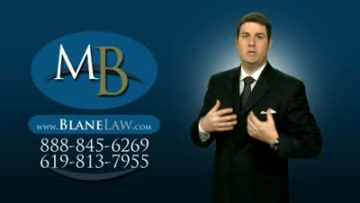 San Diego Accident Attorney Mark C. Blane Personally Meets Each & Every New Client His Law Firm Retains