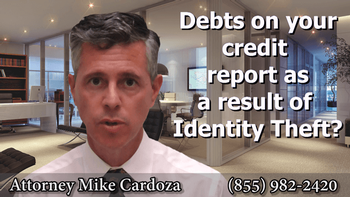 Fix Credit Identity Theft