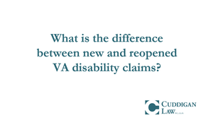Requesting an Increase in Your VA Benefit Disability Rating