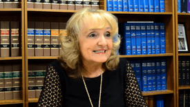 Janie's Injury Law Video Testimonial