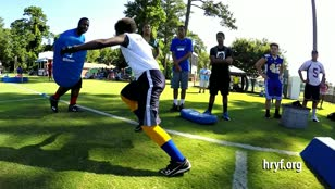 Hampton Roads Youth Foundation's All-Star Football Camp Video
