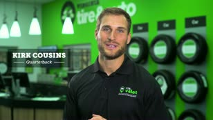 Kirk Cousins Explains Why VTA Valet is a Great Service