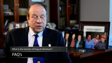 What Is the Mission of Hupy and Abraham?