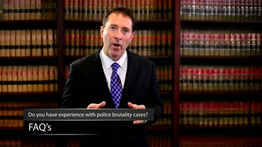 A Wisconsin Law Firm with Police Brutality Experience