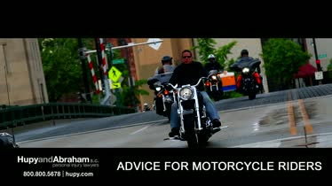 Hupy and Abraham, S.C. - Advice for Motorcycle Riders