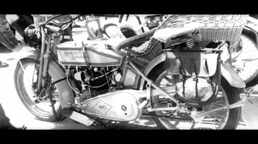 Behind the Handlebars - Doc's Cannonball Bike