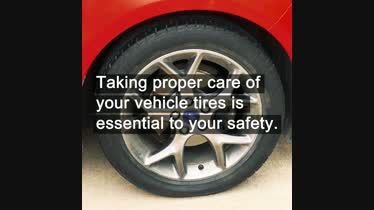 Car Tire Safety and Maintenance