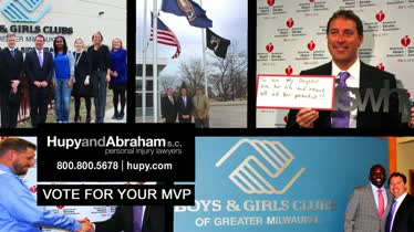 Hupy and Abraham, S.C. - Helping Charities and the Community Through the