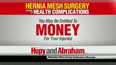 Compensation For Complications From Hernia Mesh Surgery
