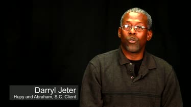Hupy and Abraham, S.C. Client Testimonial - Darryl Jeter