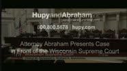 Attorney Jason Abraham Presents Case in Front of the Wisconsin Supreme Court