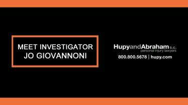 Meet Hupy and Abraham, S.C. Investigator Jo Giovannoni