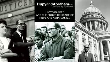 Lloyd Barbee and the Proud Heritage of Hupy and Abraham, S.C.