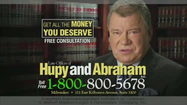 Hupy and Abraham, S.C. - Go After All the Money You Deserve