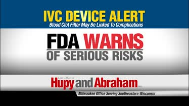 Warning! IVC Device Alert