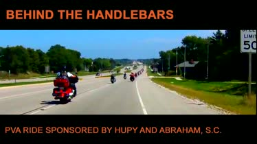 Hupy and Abraham, S.C. Supports the PVA Ride