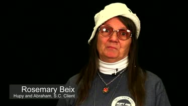 Hupy and Abraham, S.C. Client Testimonial - Rosemary Beix