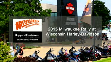 Milwaukee Rally 2015 - Wisconsin Harley-Davidson