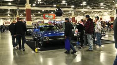 World Of Wheels Milwaukee Hupy And Abraham SC - Car show milwaukee 2018