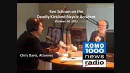 TALK RADIO: Is There a Bicycle Accident Epidemic in the Seattle Area?