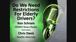 TALK RADIO: Do We Need Restrictions for Elderly Drivers?