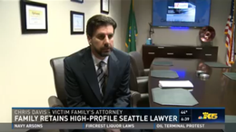 TV NEWS: Washington DOC Early Release Victims Hire Seattle Attorney - KING5 News