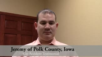 Car accident victim recommends Erik Bair