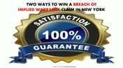 Two Ways to Win a Breach of Implied Warranty Claim in NY