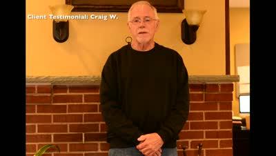Craig W. Testimonial