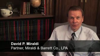 Meet Partners Benjamin F. Barrett, Sr. and David P. Miraldi
