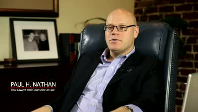 Paul Nathan Family and Trial Attorney Welcome Video