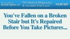 You Fell on Stairs-Broke Your Leg & Homeowner Fixed Problem Immediately After; Can You Use That To Show He's Responsible?