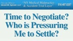The Pressure is On; The Judge Wants You To Settle- What to do?