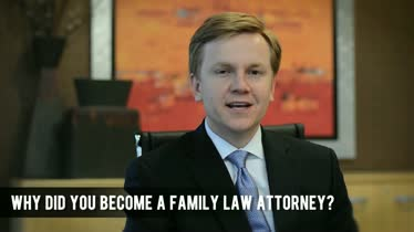 How Van Smith Became a Family Law Attorney in Virginia