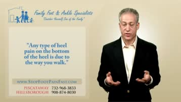 The Causes of Heel Pain