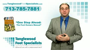 Top Rated Podiatrist in the Houston Area | Tanglewood Foot