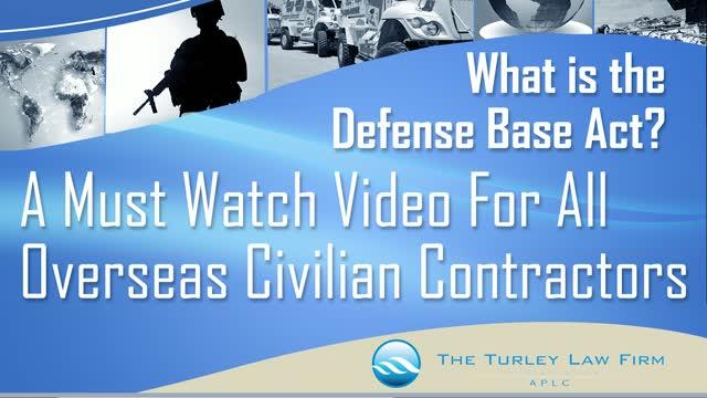 civilian contractors overseas