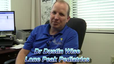 Pediatric Physician Recommends Dr Gibson