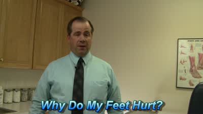 Why Do My Feet Hurt?